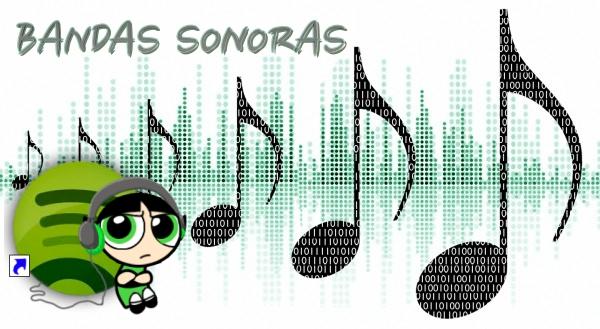 Bandas sonoras Icon