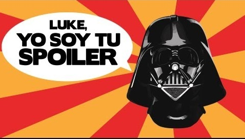 Darth Vader Spoilers